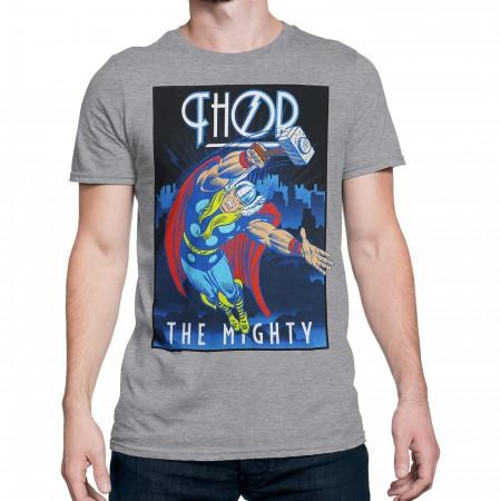 Thor Roaring Thunder Men's T-Shirt