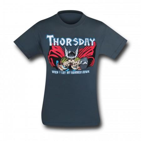 Thor Thorsday 30 Single T-Shirt