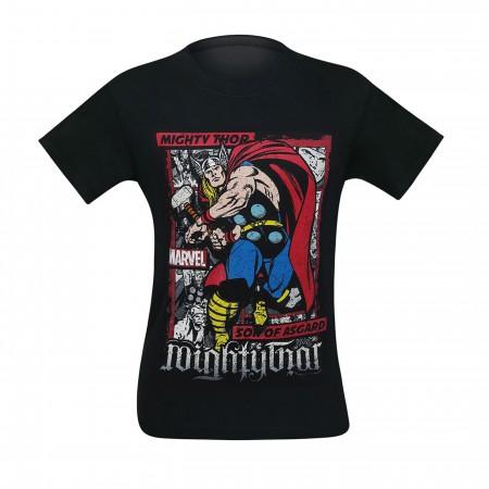 Thor Son of Asgard Ambigram Men's T-Shirt