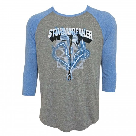 Thor Stormbreaker Men's Baseball T-Shirt