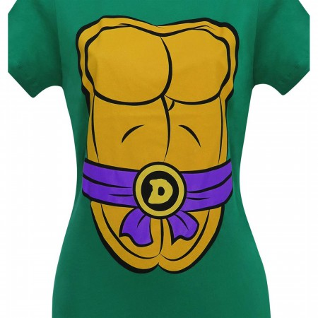 TMNT Donatello Costume Women's T-Shirt