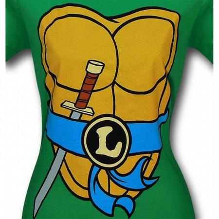 TMNT Leonardo Costume Women's T-Shirt