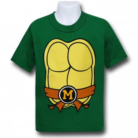 TMNT Michelangelo Kids Costume T-Shirt