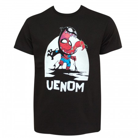 Venom Venomized #1 Skottie Young Variant Men's T-Shirt
