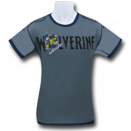 Wolverine Shriiipp Polymesh T-Shirt