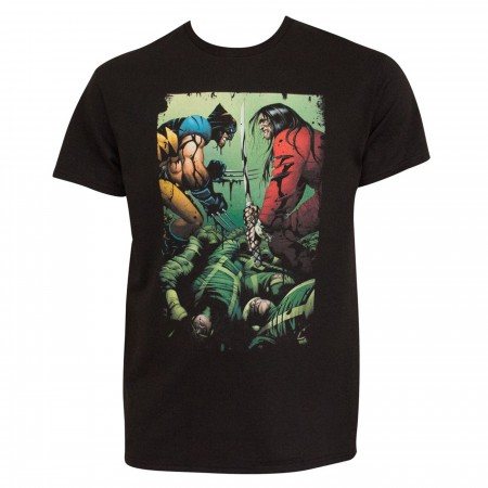 Wolverine #31 Marvel Knights Men's T-Shirt