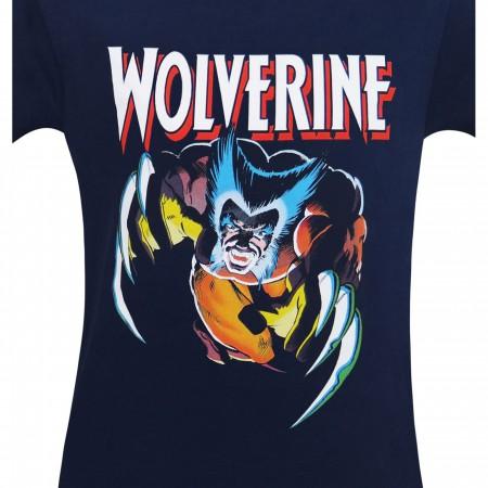 Wolverine Attack Frank Miller Men's T-Shirt