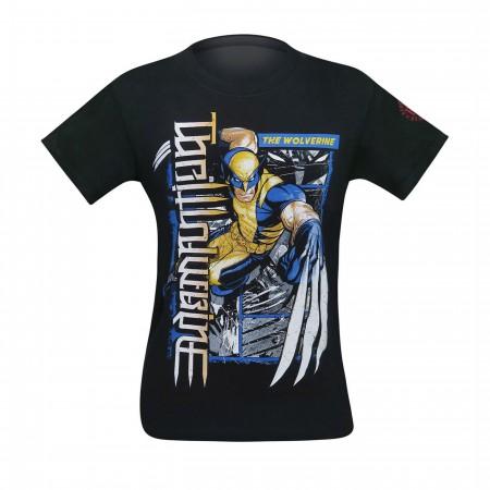The Wolverine Ambigram Men's T-Shirt