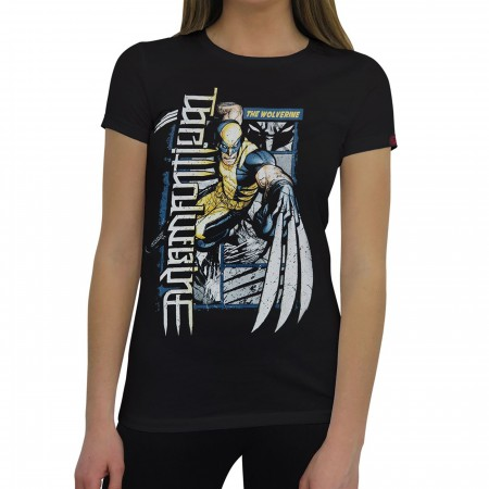 The Wolverine Ambigram Women's T-Shirt