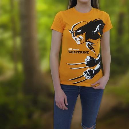 All New Wolverine X-23 Women's T-Shirt