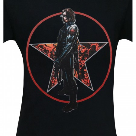Winter Soldier Past and Future Men's T-Shirt