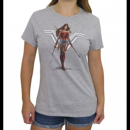 Wonder Woman Movie Amazon Princess Women's T-Shirt