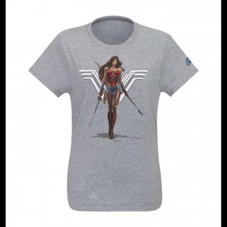 Wonder Woman Movie Amazon Princess Women's T-Shirt