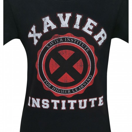 X-Men Xavier Institute Black T-Shirt