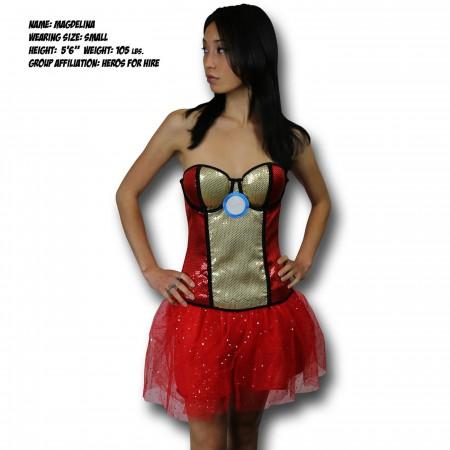 Iron Man Women's Costume Tutu