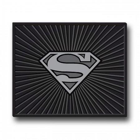 Superman Symbol Car & Truck Rear Floor Mat