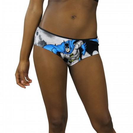 Batman City Run Women's Panty