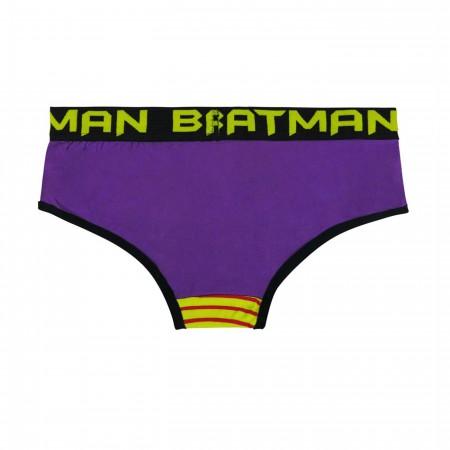 Batman NaNaNa Retro Run Women's Panty