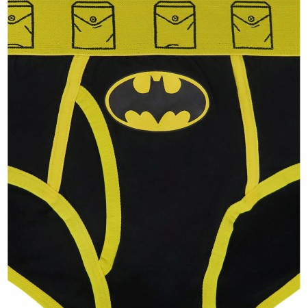 Batman Symbol Men's Underwear Fashion Briefs