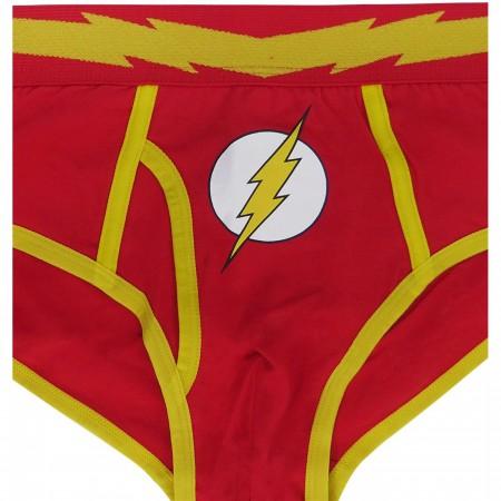 Flash Symbol Men's Underwear Fashion Briefs