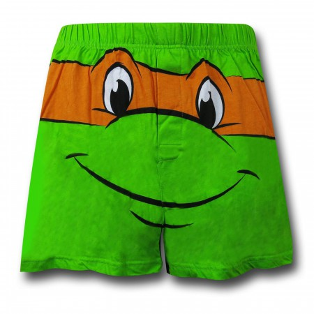 TMNT Michelangelo Men's Boxers