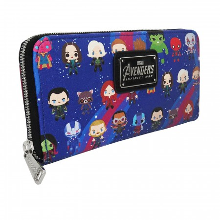 Avengers Infinity War Kawaii Loungefly Women's Wallet