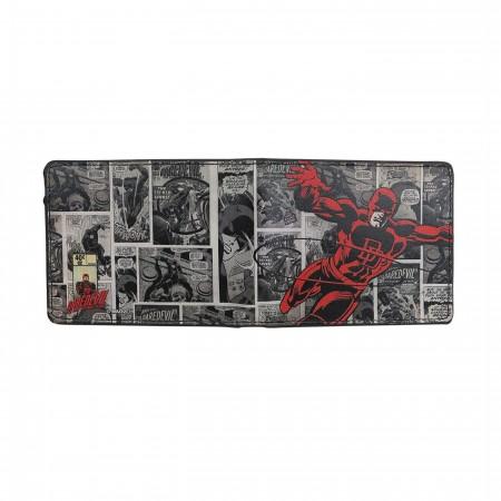 Daredevil Comic Panels Men's Bi-Fold Wallet
