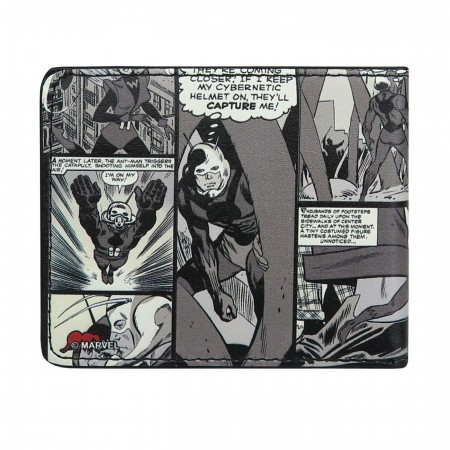 Ant-Man Comic Cover Bi-Fold Wallet