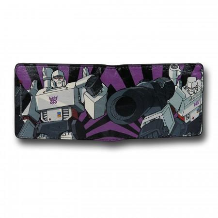 Transformers Megatron Bi-Fold Wallet