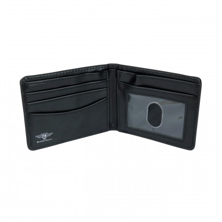 Joker Flipping Cards Bi-Fold Wallet