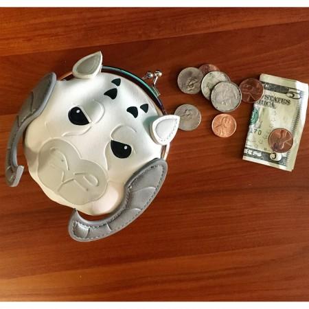 Star Wars Hoth Tauntaun Coin Purse