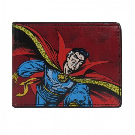 Dr. Strange Classic Men's Bi-Fold Wallet