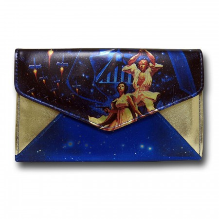 Star Wars New Hope Envelope Wallet