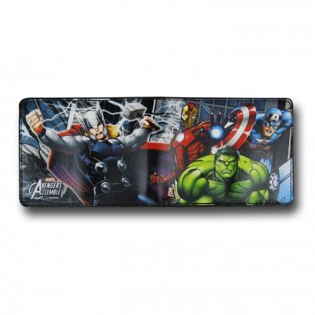 Avengers Assemble Bi-Fold Wallet
