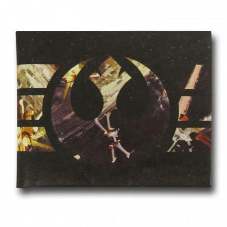 Star Wars Rebel X-Wing Tyvek Mighty Wallet