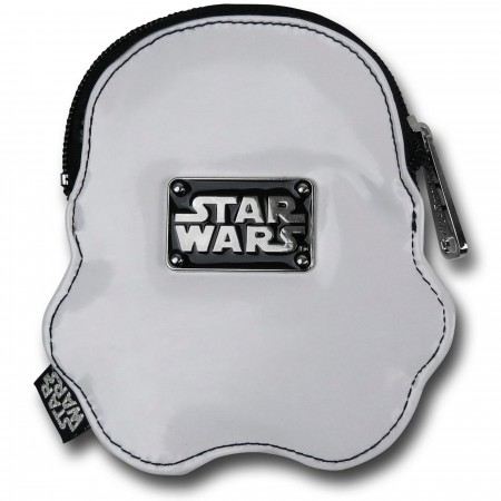 Star Wars Stormtrooper Faux Leather Coin Purse