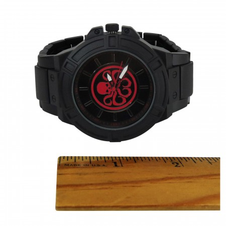 Hydra Symbol Watch with Metal Band
