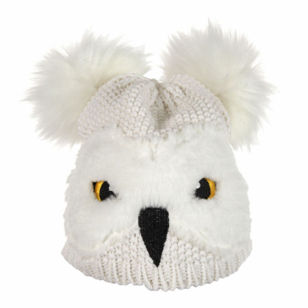 Harry Potter Hedwig Adult Beanie