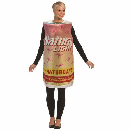 Natural Light Naturdays Can Costume