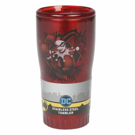 Harley Quinn 20 Ounce Tumbler