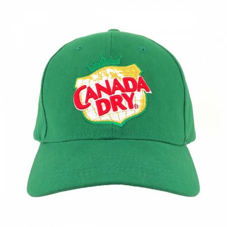 Canada Dry Logo Adjustable Hat