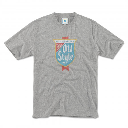 Old Style Crest Classic Logo T-Shirt