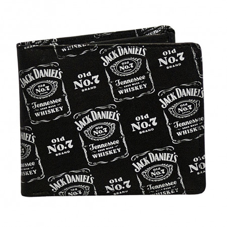 Jack Daniels Old No. 7 Wallet