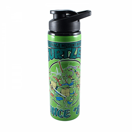 Teenage Mutant Ninja Turtles Stainless Steel 25oz Water Bottle