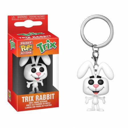 Ad Icons - Trix Cereal Trix Rabbit Funko Pop! Keychain