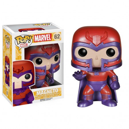 Funko Pop X-Men Magneto Bobble Head