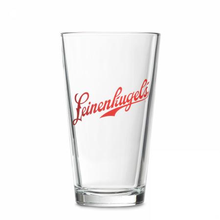 Leinenkugel's Logo Pint Glass