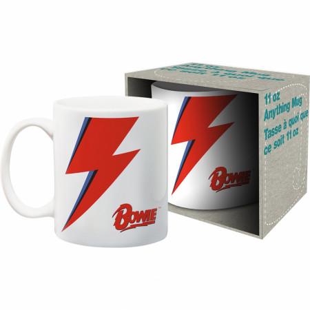 David Bowie Logo 11oz Mug