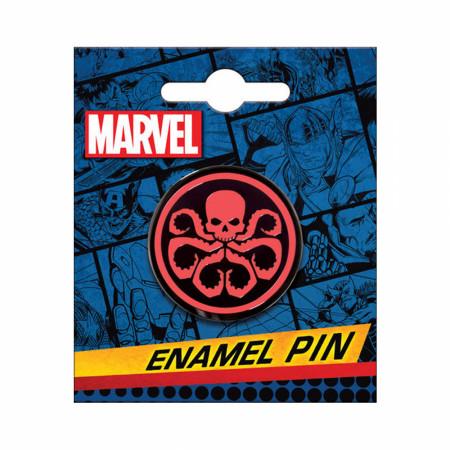 Hydra Logo Enamel Pin