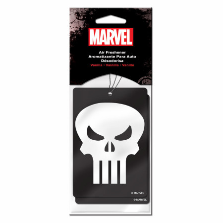 Punisher 2-Pack Vanilla Scented Air Freshener